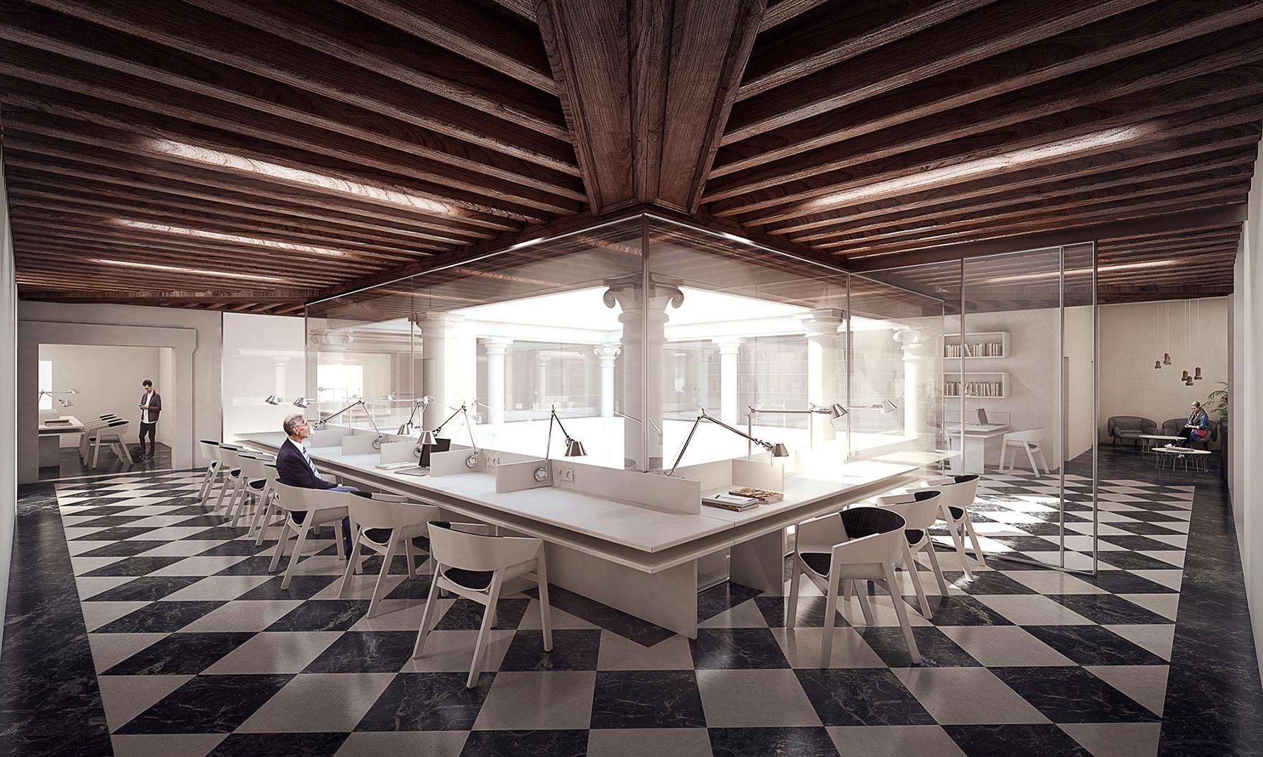 AB Arquitectos — Burgos Regional Archives (ES)