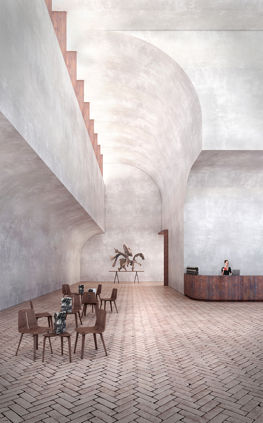 GGA Arquitectos — Museum in Pamplona (ES)