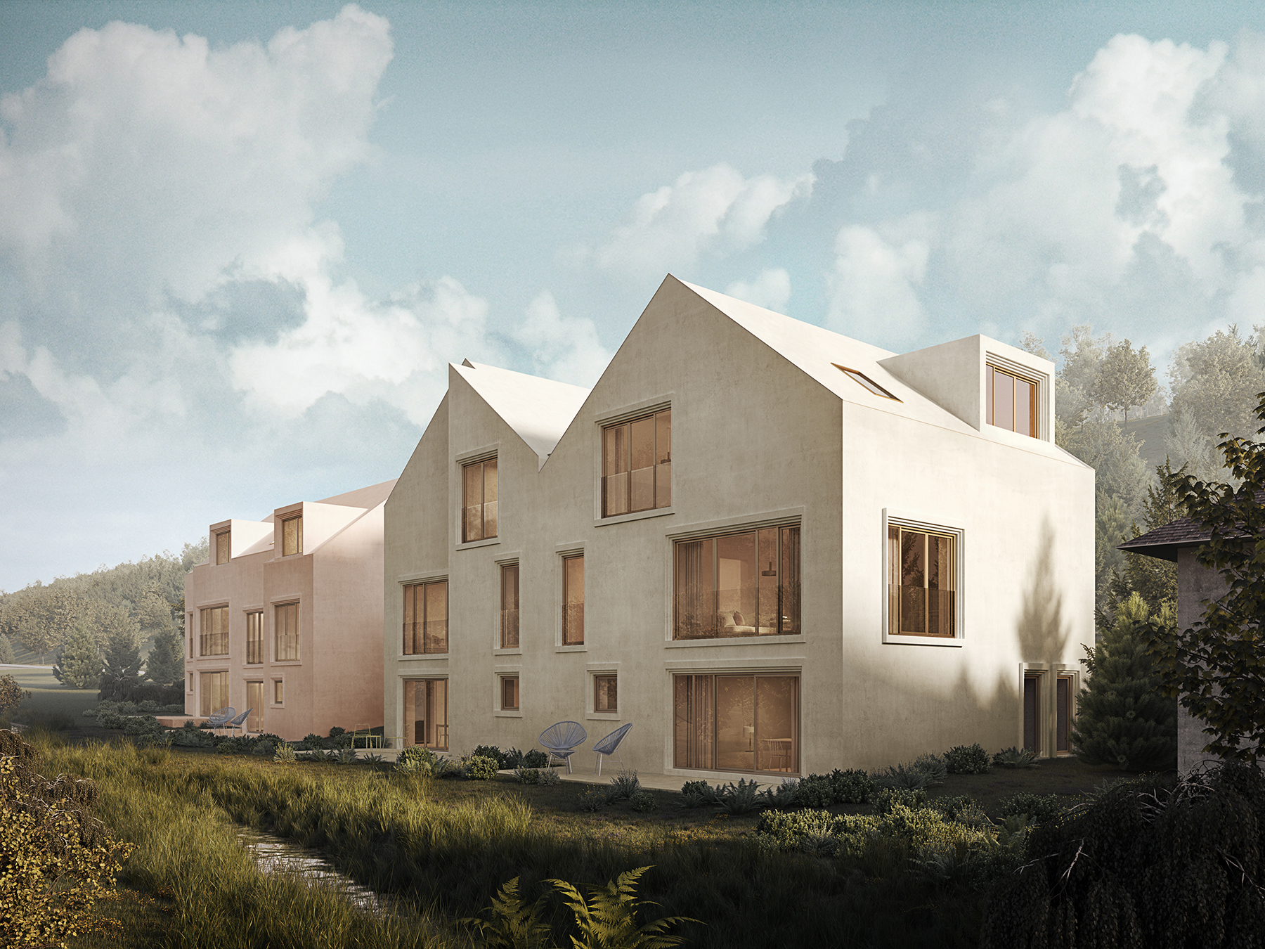 Dagli Atelier — Houses in Bech (LU)