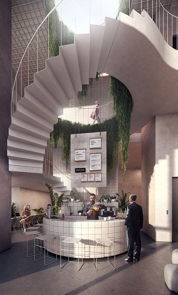 Mira Architecture — Avanton Starters, London (UK)