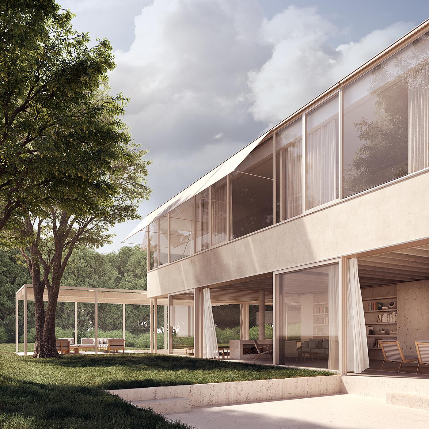 Plantea Estudio — Casa M, Madrid (ES)